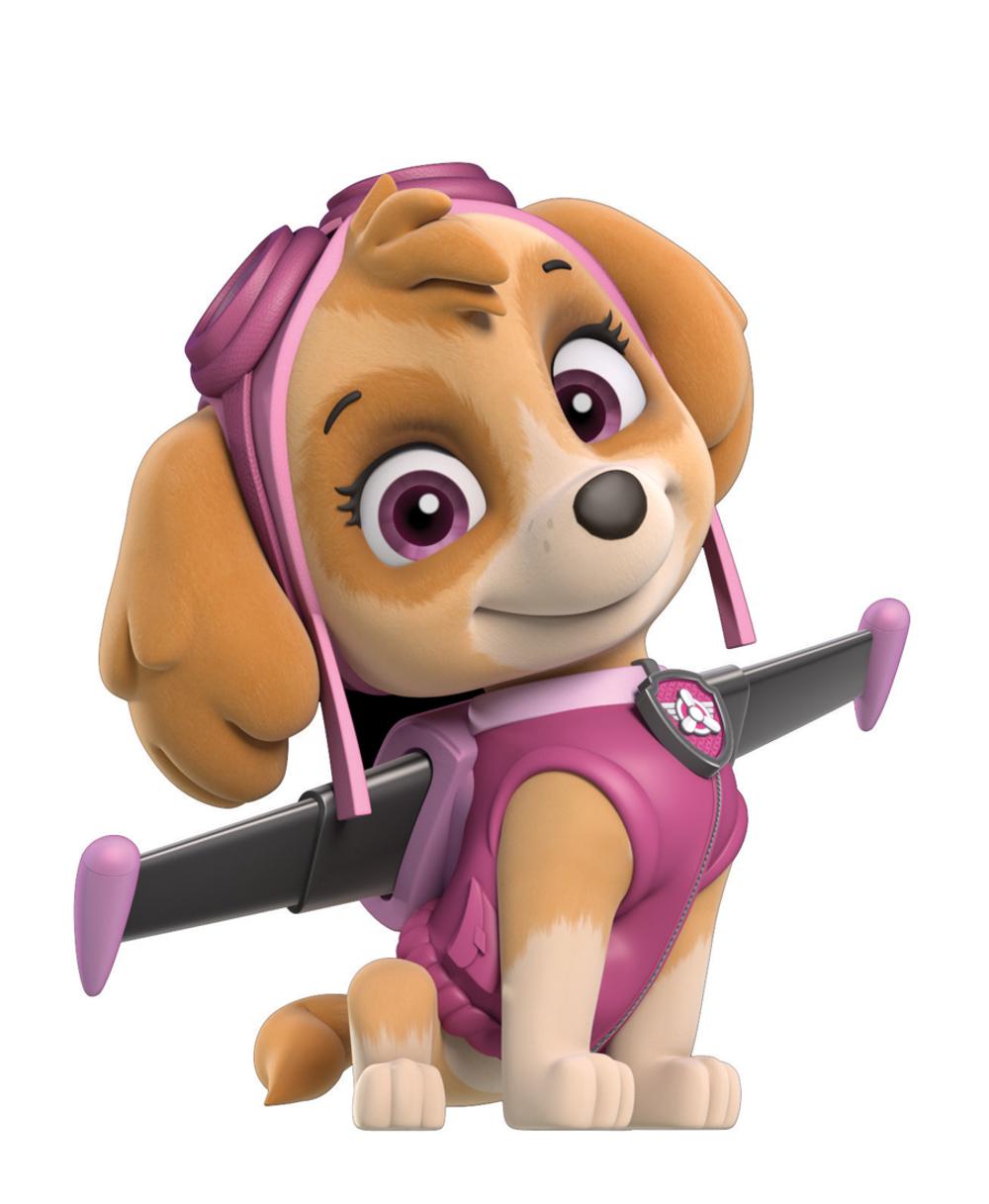 фото щенячий патруль скай