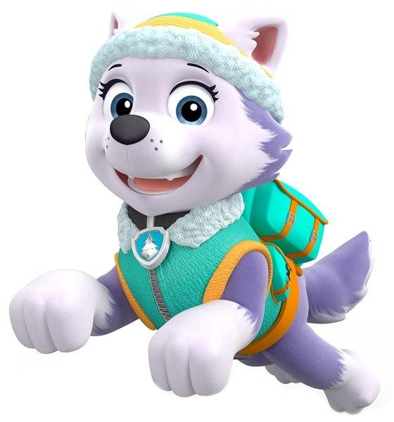 Фото к теме статьи: Эверест девочка герой из мультсериала «Щенячий патруль»